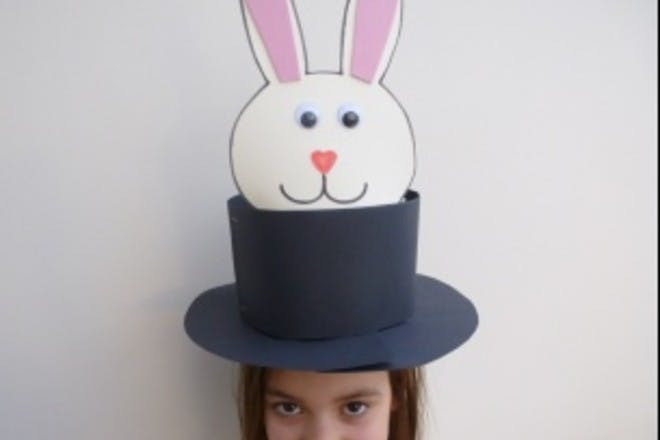 How to make a magic Easter bonnet hat