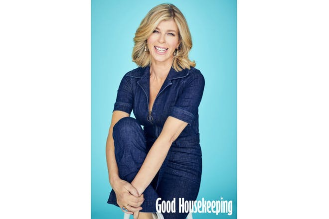 Kate Garraway in Good Housekeeping magaizine