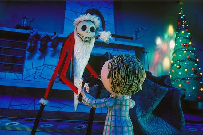 The Nightmare Before Christmas movie still