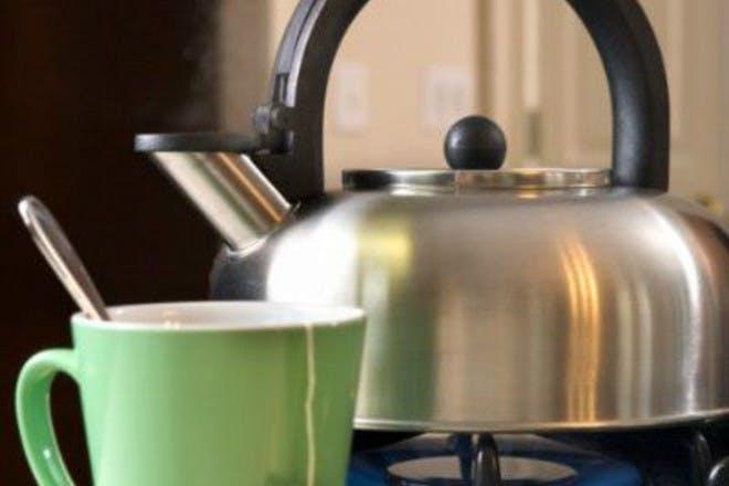 Make a cuppa!