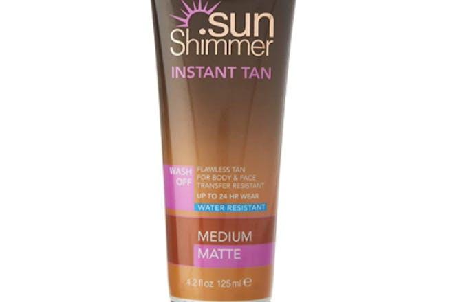 Rimmel sunshimmer instant tan
