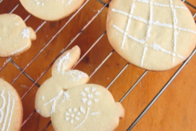 15. Easter biscuits