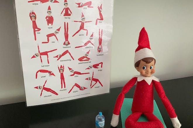 3. Elf yoga