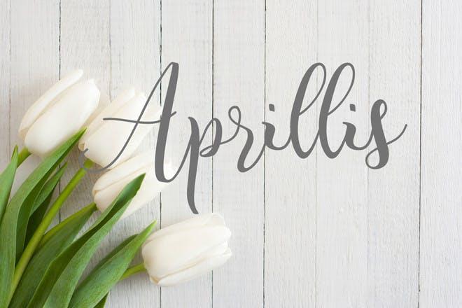 3. Aprillis