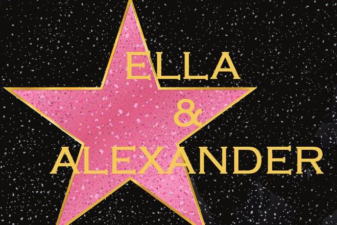 Ella and Alexander