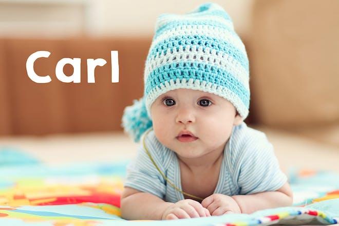 Carl baby name