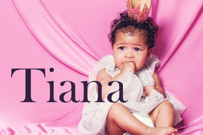 5. Tiana