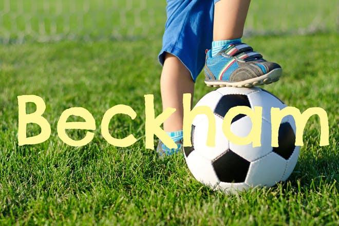 Baby name Beckham