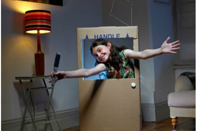 Play with boxes