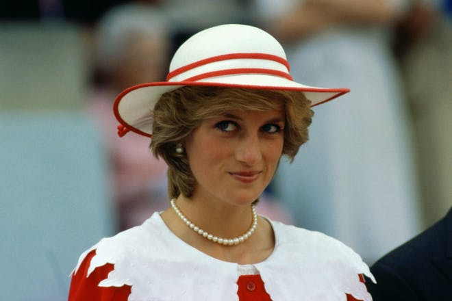 4. There were plenty of tributes to Princess Diana