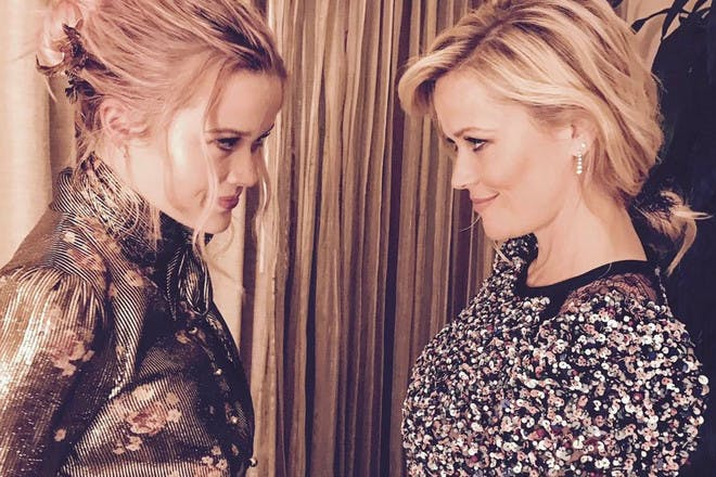 Reese Witherspoon Ava twins