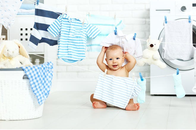Simple laundry hacks to save time and money