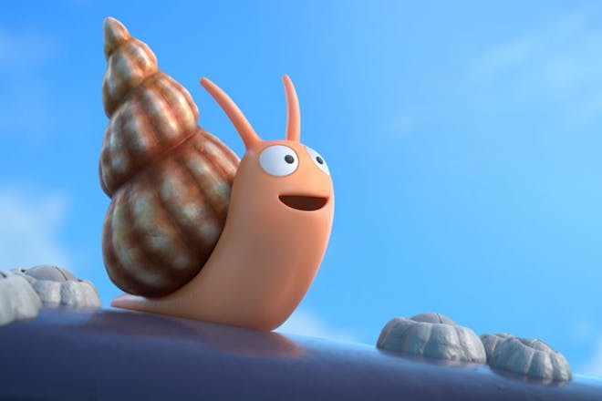 28. The Snail and The Whale