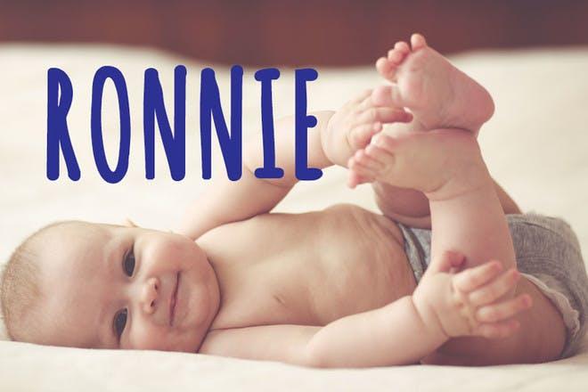35. Ronnie