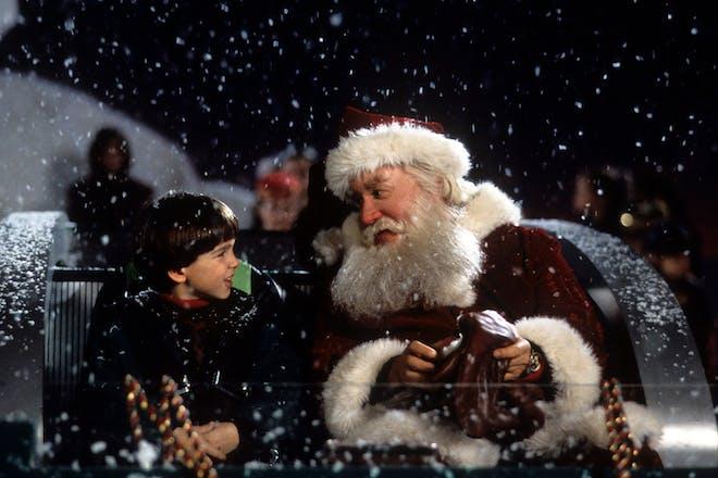 The Santa Clause movie still