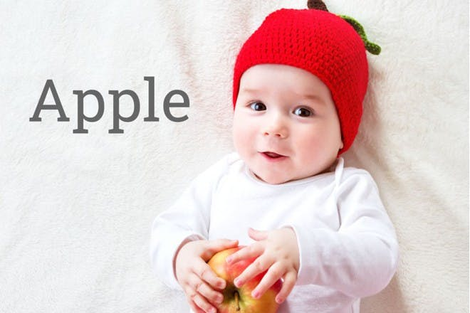 3. Apple