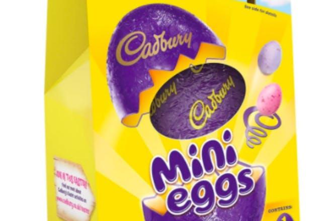 2. Mini Eggs