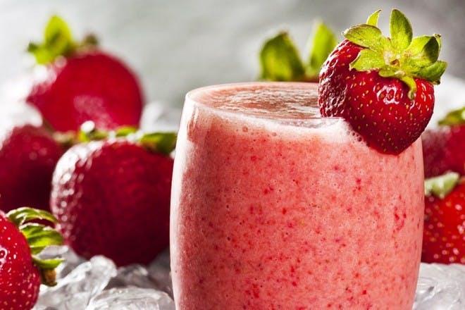 74. Make a super smoothie