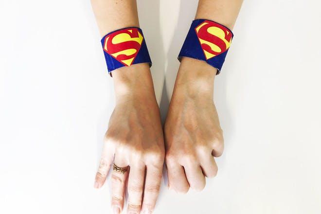Superman cuffs