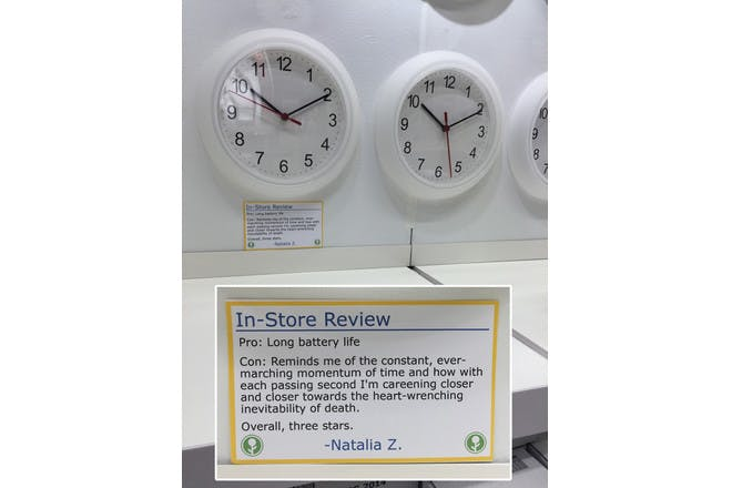 clock review