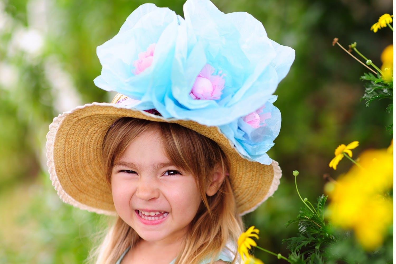 Easter Bonnet | Beanstalk Mums