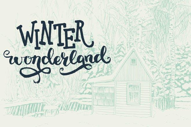 Winter Wonderland - Christmas songs for kids