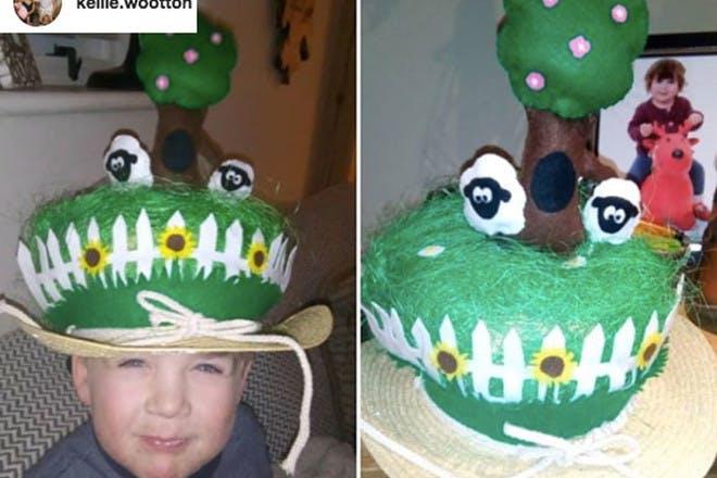 Tree bonnet