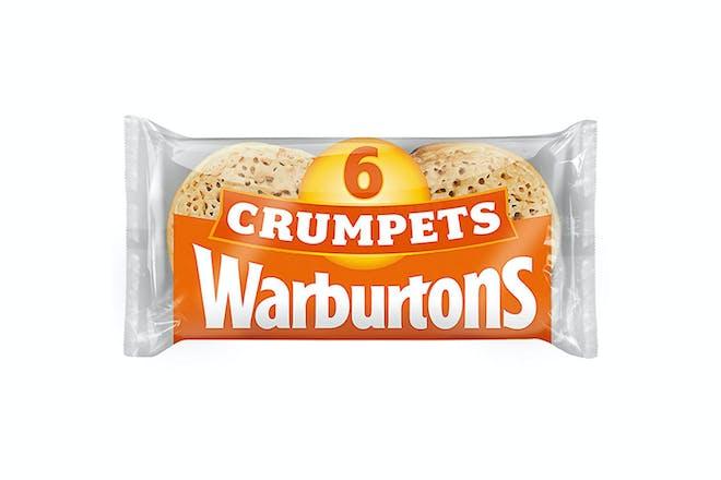 Warburtons crumpets