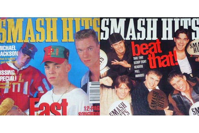 smash hits magazines