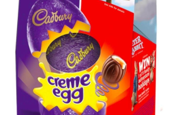 1. Cadbury Creme Egg