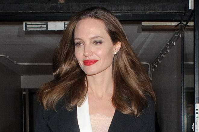28. Angelina Jolie