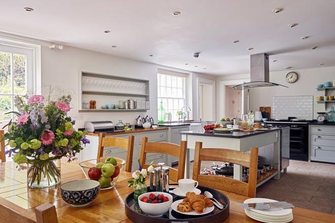 The Lindens kitchen