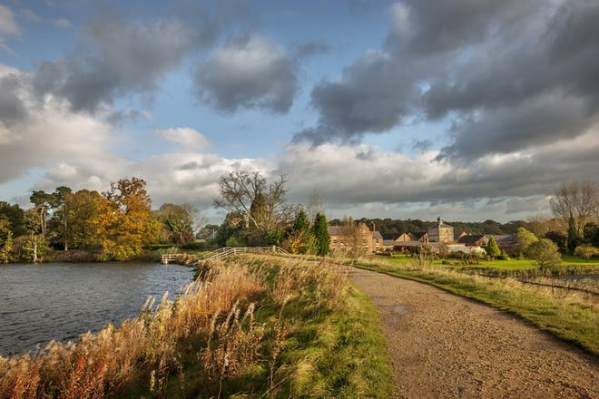 Clumber Park, National Trust, Nottinghamshire