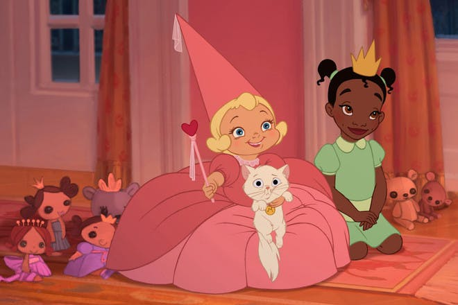 37. The Princess and the Frog