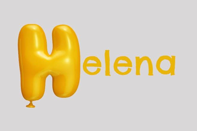 baby name Helena