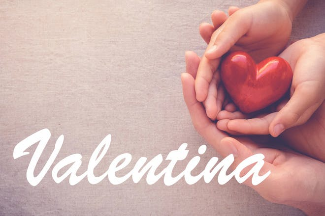 21. Valentina or Valentino