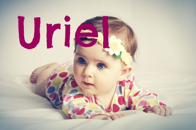 Baby name Uriel