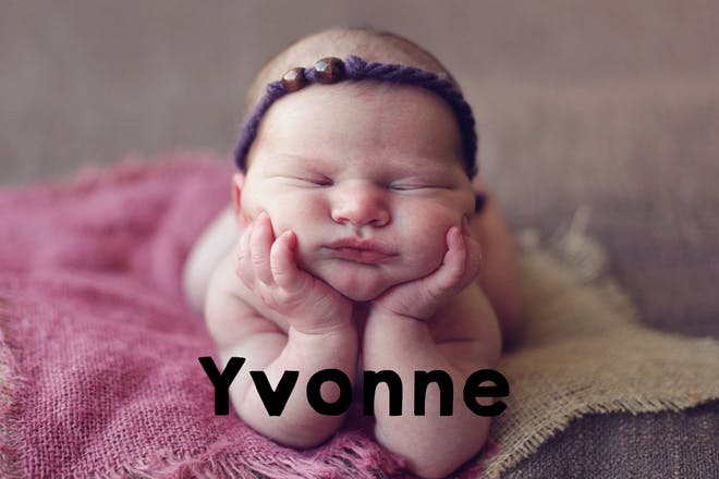 Yvonne baby name