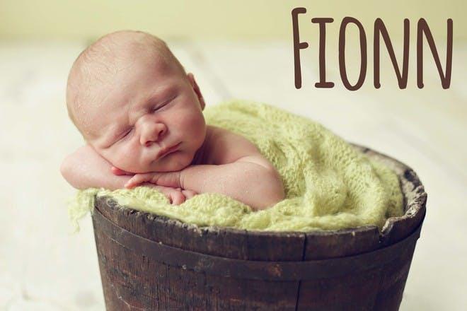 24. Fionn