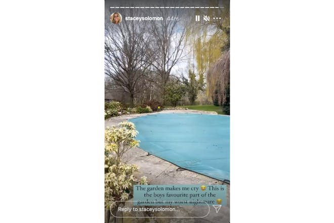 Stacey Solomon new house Pickle Cottage
