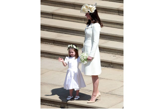 24. Kate Middleton's outfit wasn't new