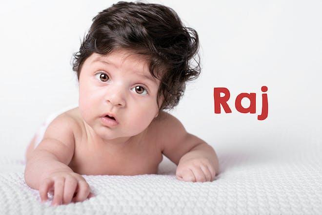 Raj baby name