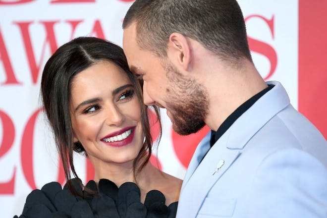 28. Cheryl Cole and Liam Payne