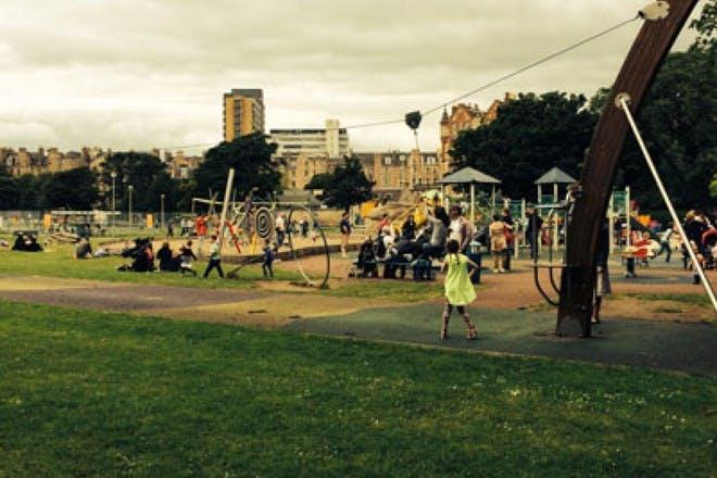 The Meadows play park