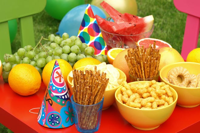 36 kids' party food ideas