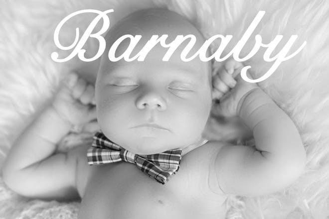44. Barnaby