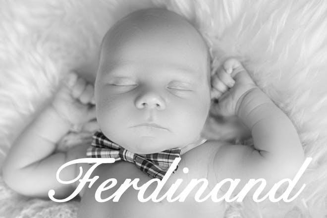 18. Ferdinand