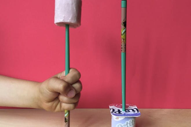 Yoghurt lollies