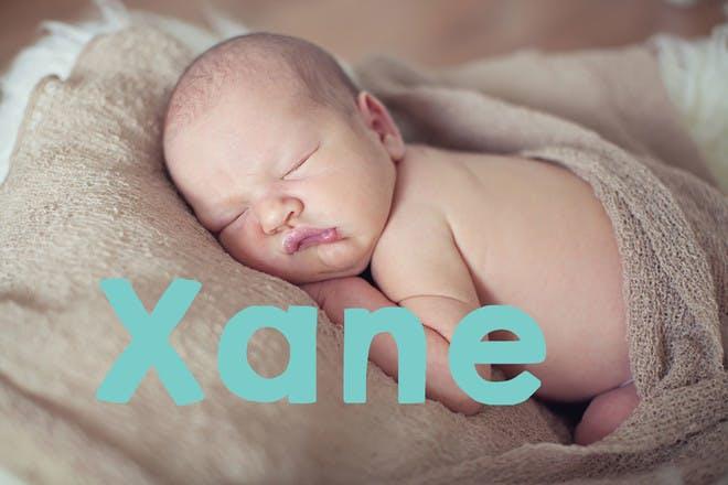 Baby name Xane