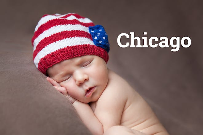 Chicago baby name